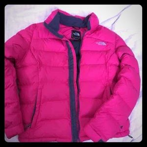 North face 700 down fill jacket